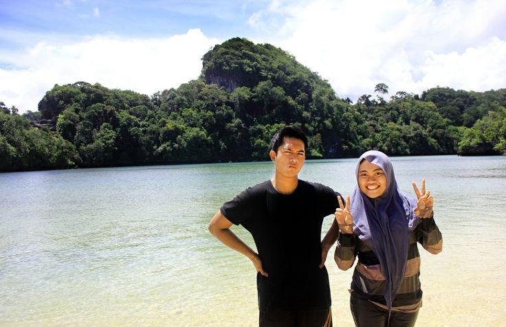Laguna Sempu Island, Malang, East Java, Indonesia