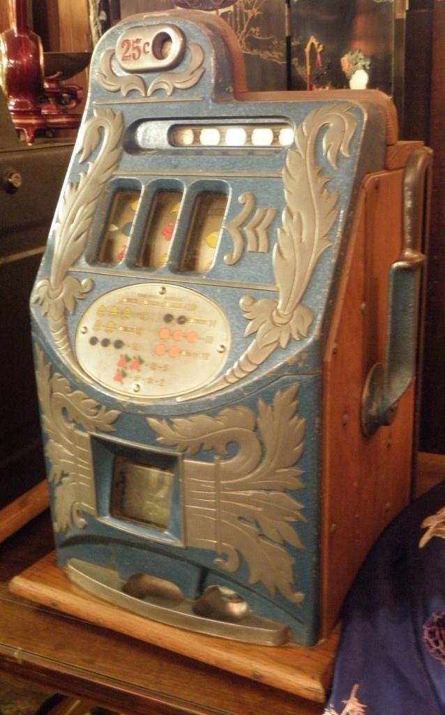 Slot machine marco martinelli