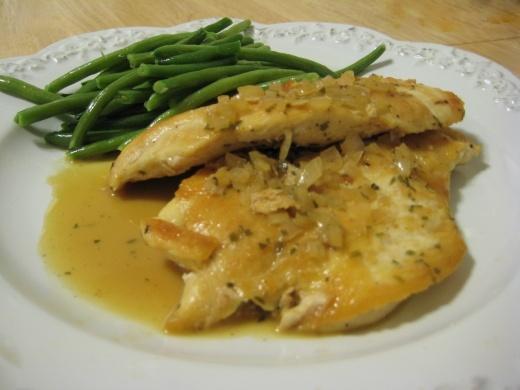 Chicken in Orange Sauce | Food | Pinterest