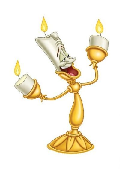 Lumiere Beauty And The Beast