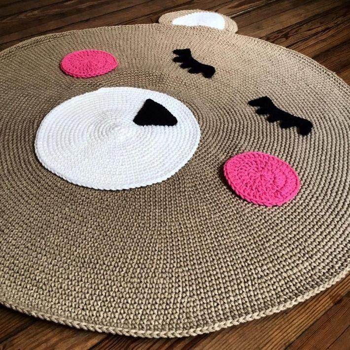 Las 25 mejores ideas sobre alfombra de oso en pinterest y - Alfombras para habitacion nina ...