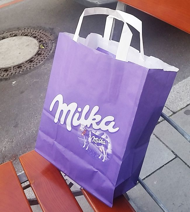 Milka World!