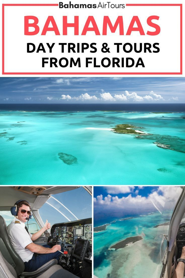Take the world's first Bahamas Day Trips and Bahamas Island Hopping tours from Florida by Plane. Enjoy private air charter flights from Florida to Bahamas. The ultimate Bahamas Vacation is to go island hopping to the 700 Out Islands that make up the Bahamas Islands. Discover the top things to do in Bahamas with our FREE Bahamas Guidebook and Destination Guides. Visit all the best Bahamas Beaches from Staniel Cay to Nassau. #bahamas