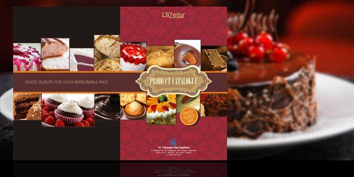Product Catalog LAZEETA Cake