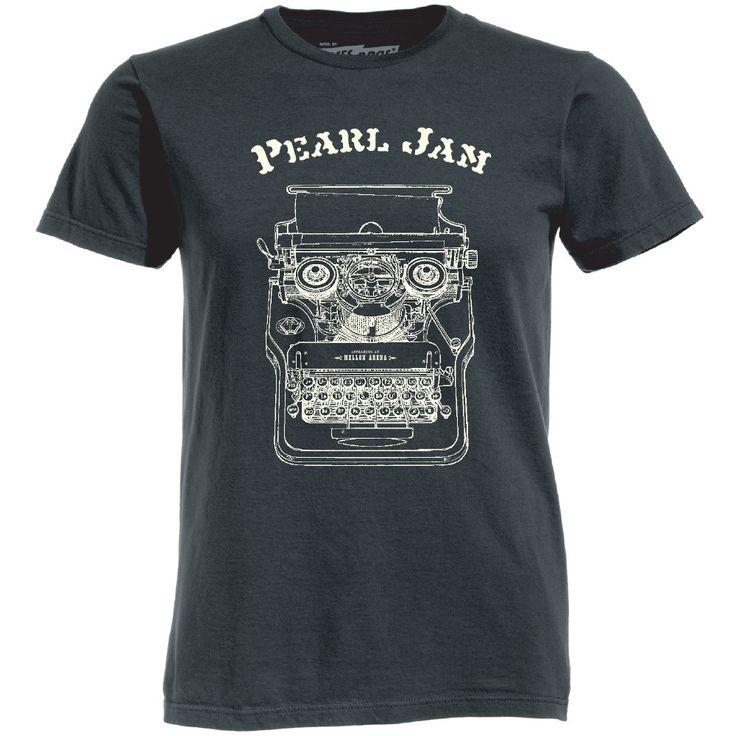 Ames Bros Pearl Jam 2006 Pittsburgh T-Shirt