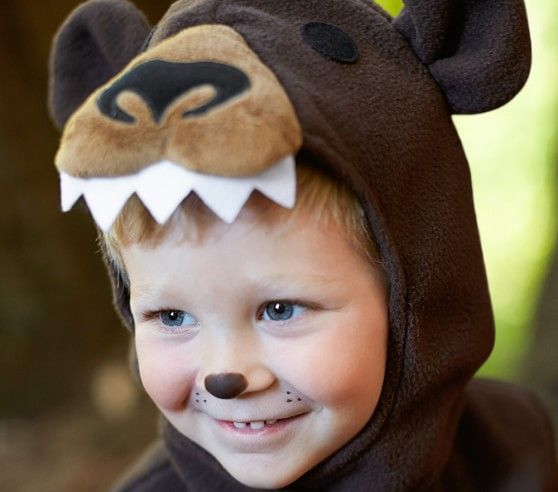 Baby Bear Costume | Pottery Barn Kids