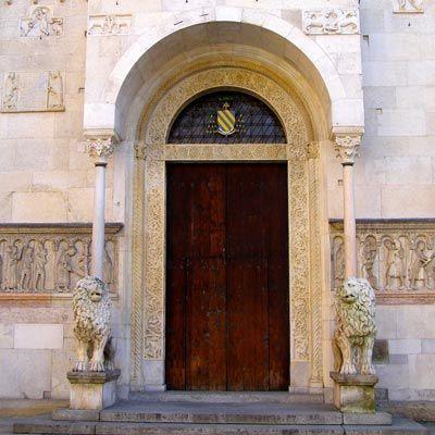 Modena - Duomo particolare