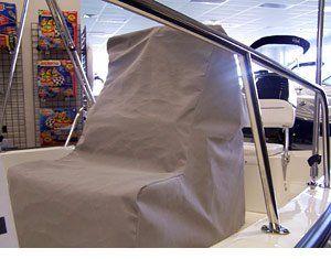 Custom fit center console for Montauk 17.  #bostonwhaler #montauk