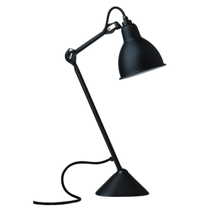 Bernard-Albin Gras Lampe Gras No 205 Table Lamp Replica