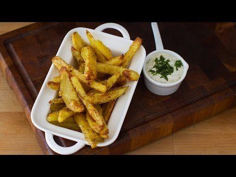Cartofi crocanți la cuptor | Retete ca la mama