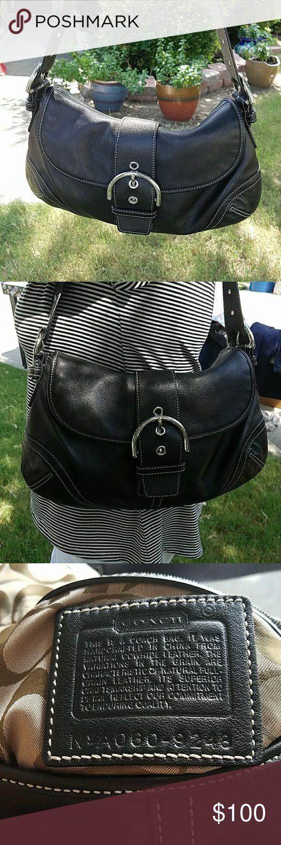 Black Coach purse Black coach purse Coach Bags Shoulder Bags