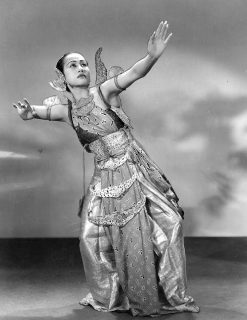 Balinese dancerDevi Dja, 1941  From Time Magazine1939