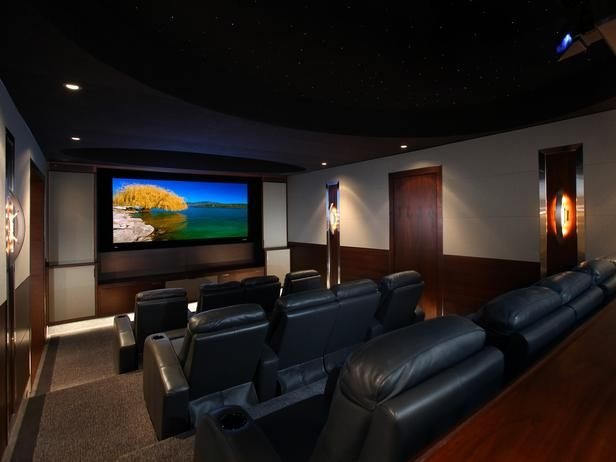 Cedia 2014, Home Theaters #10: Double Duty Home Th