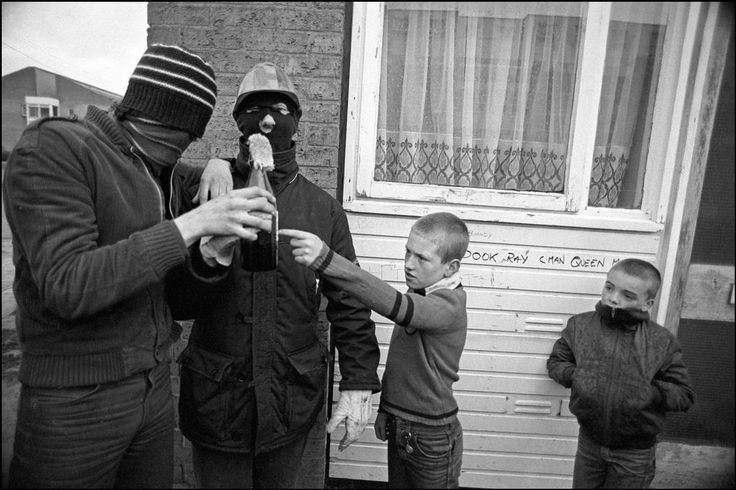 Belfast, 1981, by Ian Berry