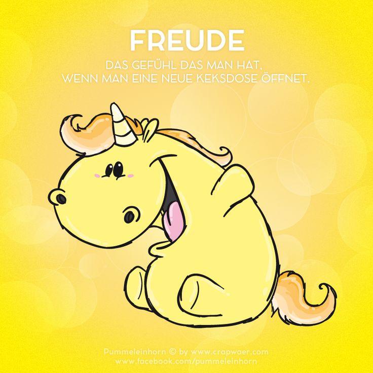 Pummeleinhorn - Freude