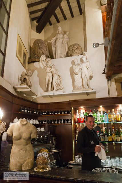 Caffe Canova-Tadolini - Rome, Italy