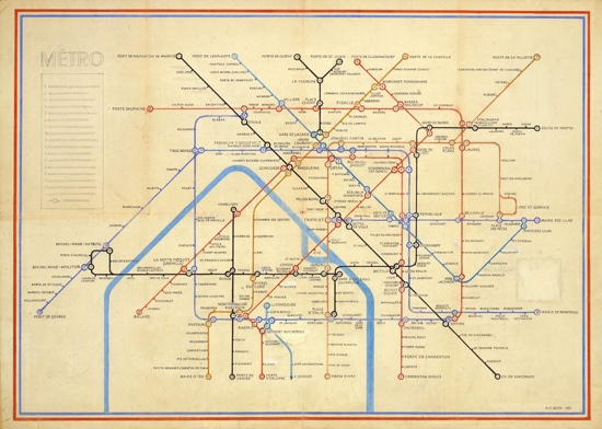9 best Derived from H C Becks Tube map images on Pinterest Subway