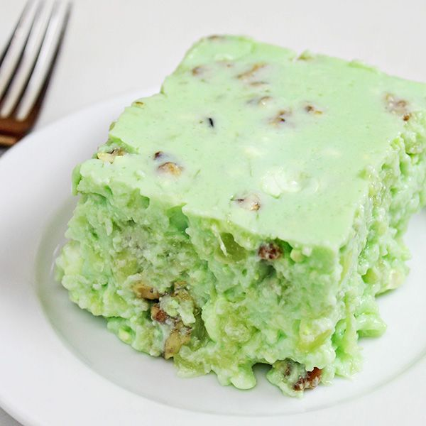 Grandma S Lime Green Jello Salad Recipe With Cottage Cheese Pineapple Recipe Green Jello Salad Jello Salad Jello Recipes