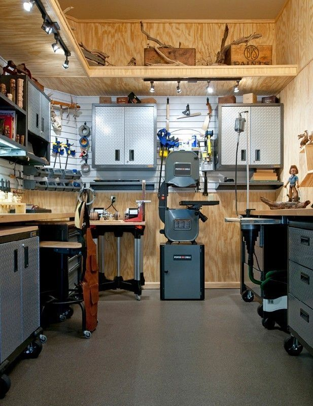 Pin By Dee Laytart On Garage Garage Workshop Woodworking Shop