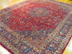 9' 8 x 12' 5 Mashad Rug  on  Daily Rug Deals