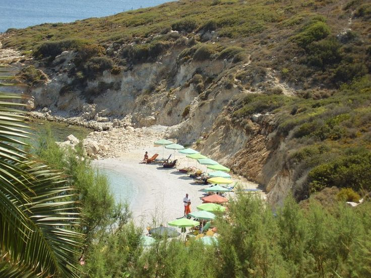 Samos - Pythagorion - beach somewhere