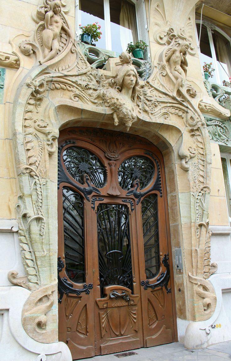 Deco door #Paris