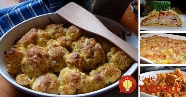11 najlepších receptov z karfiolu: Oplatí sa vyskúšať každý jeden!