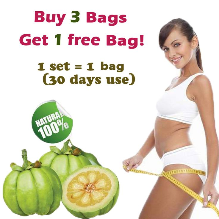 (30 DAYS SUPPLY) Pure garcinia cambogia slimming products loss weight diet product Buy 3 get 1 free!