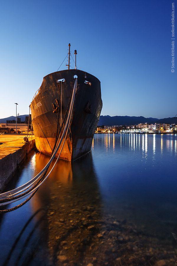 @ #Kalamata's port
