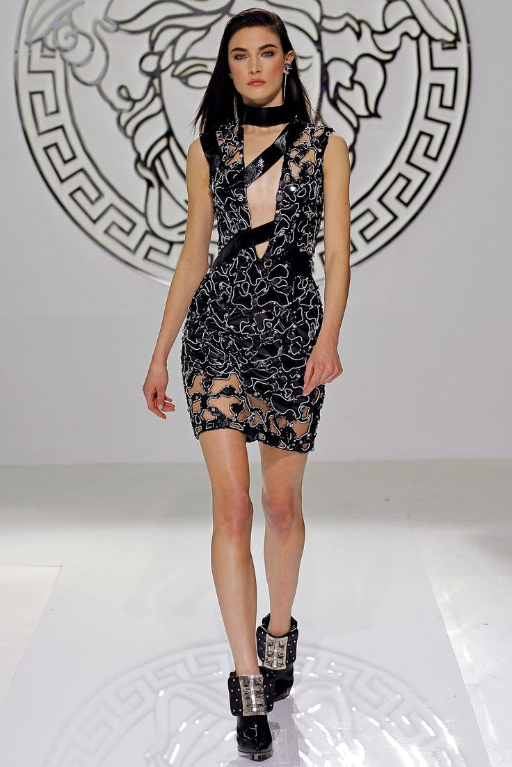 jewellery stores Versace Fall 2013 Ready to Wear Collection Photos   Vogue