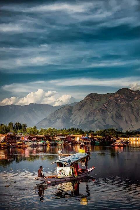 Dal Lake, Srinagar, India