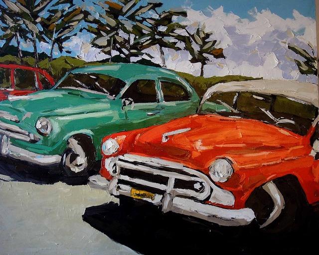 Havana by Olavo Gomes Arts, via FlickrGomes Art, Olavo Gomes