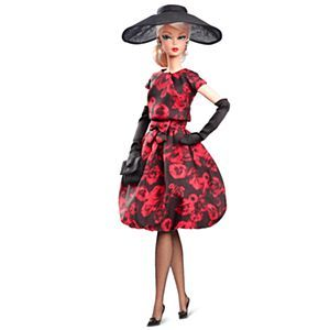 Part of the Barbie Fashion Model Collection, check out the Barbie Elegant Rose Cocktail Dress Doll (FJH77) at the official Barbie website. Explore the world of Barbie Signature today!