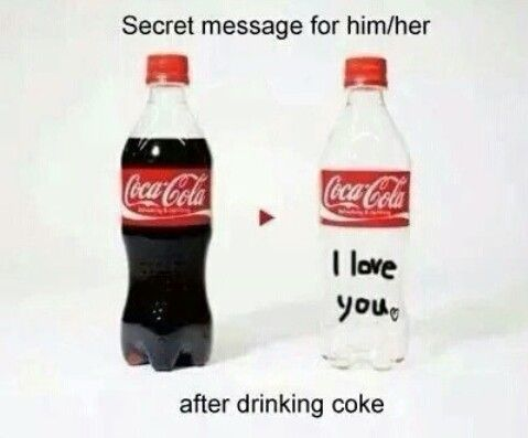 love, diy, and coke Bild