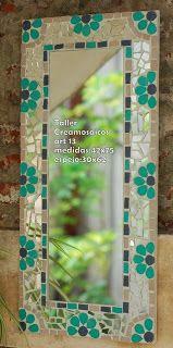 Creamosaicos - Arte Cotidiano: Espejos