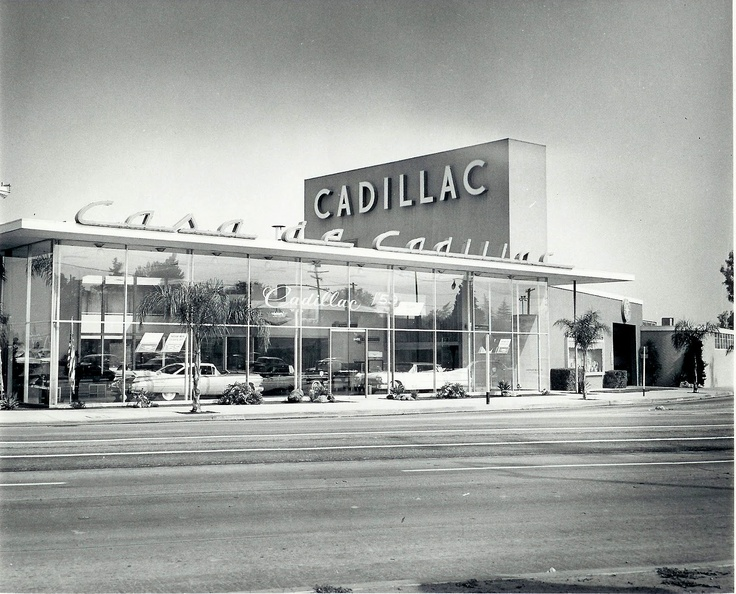 Casa de Cadillac (1959)