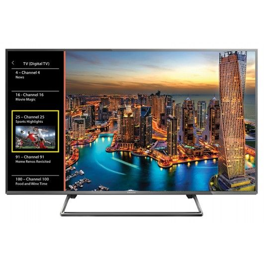 "PANASONIC - TH-50CX700A - 50"" UHD 3D LED TV - Buy Online with Bing Lee"