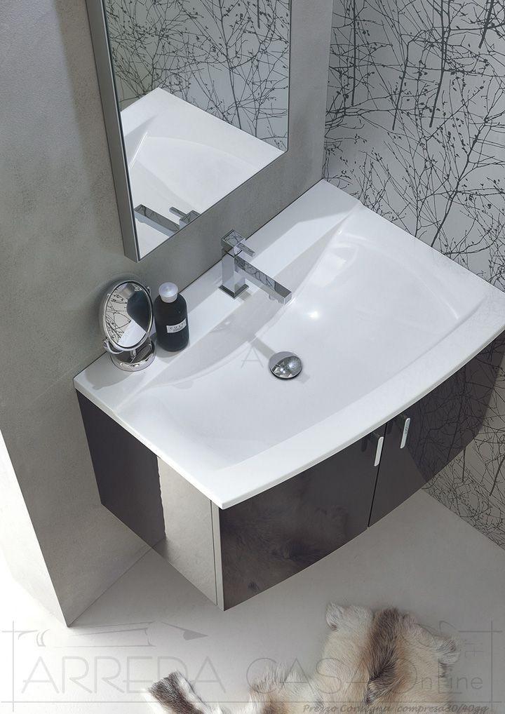 Oltre 1000 idee su arredo bagno rosso su pinterest bagni rossi arredamento rosso camera da - Arredo bagno economico ...