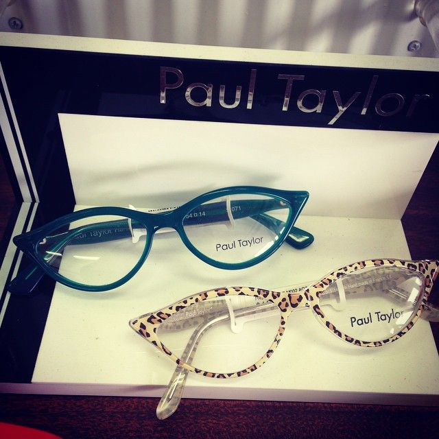 Paul Taylor eyewear at our James St Burleigh Heads store