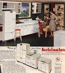 17 Best Images About Kelvinator On Pinterest Freezers
