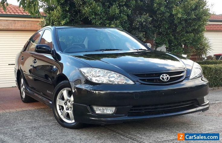 Toyota Camry Sportivo Series II #toyota #camry #forsale #australia