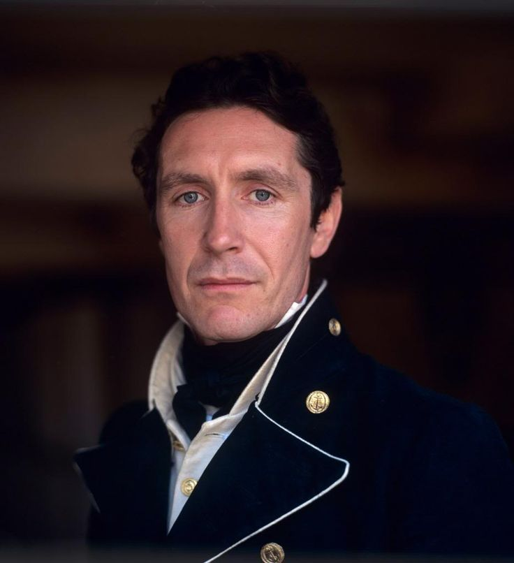 Captain William Ransome (template: Paul McGann as Lt. Bush in the Hornblower movies)