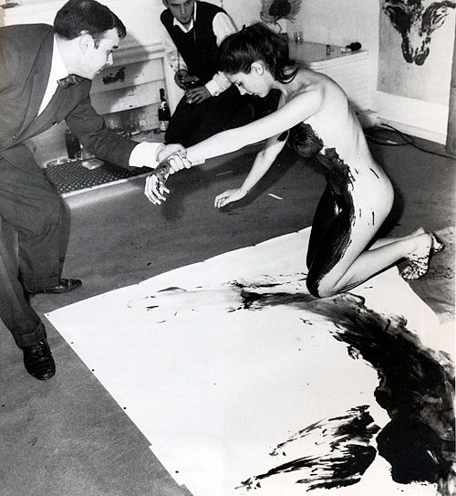 1000 Images About Yves Klein On Pinterest Ants Cobalt