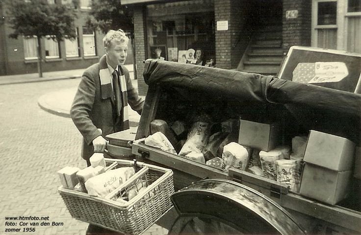 WWW.TRONDBARGIE.NL - - - - - - - - - - -  1956 brood levering