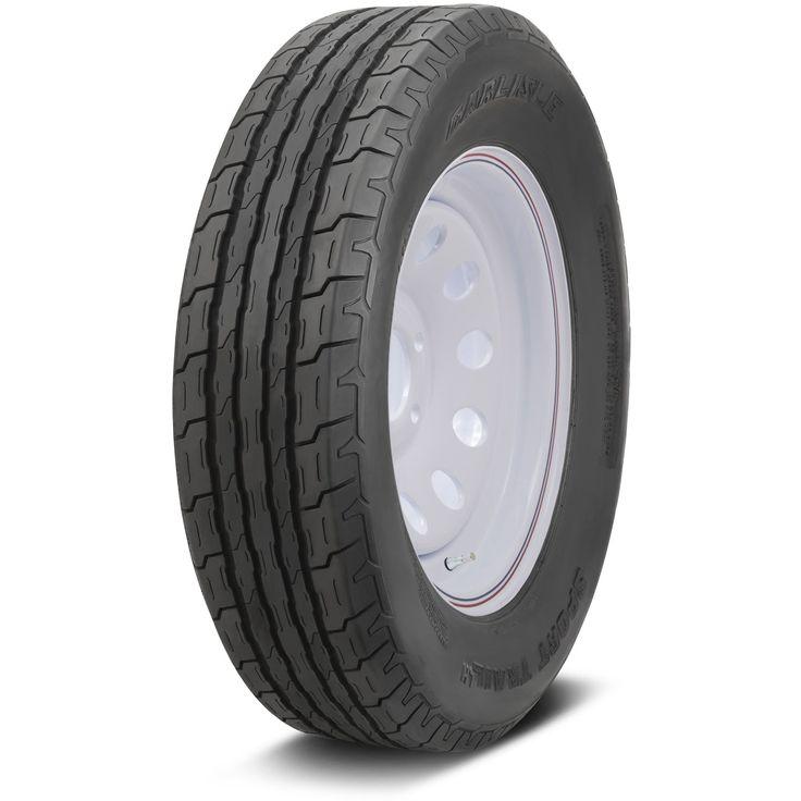 Carlisle Sport Trail LH Bias Trailer Tire - 480-12 LRB/4 ply