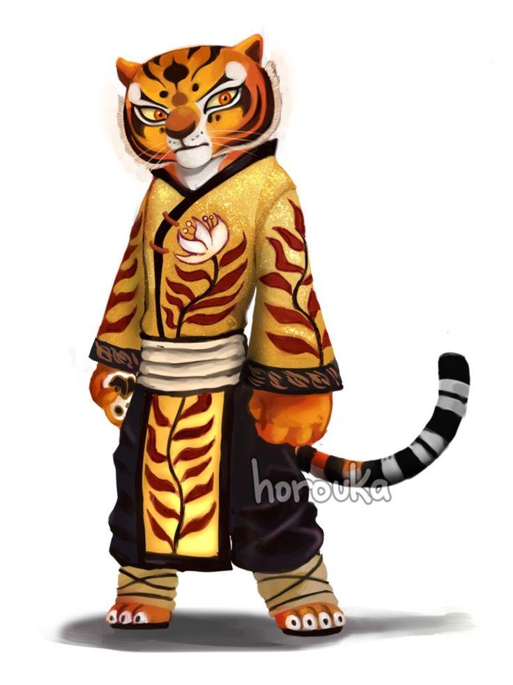 Tigress   Tigress kung fu panda, Kung fu panda, Panda movies