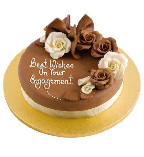 Connoisseur Chocolate Rose Cake
