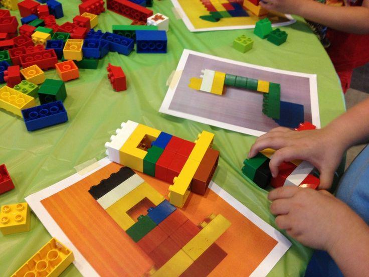 224 best images about Bouw; met Duplo & Lego on Pinterest | Lego ...