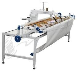 Top of the line 18 FS Inch Long Arm Quilting Machine with PX Quilting Frame - https://www.facebook.com/SewingMachinesPlusCoupon