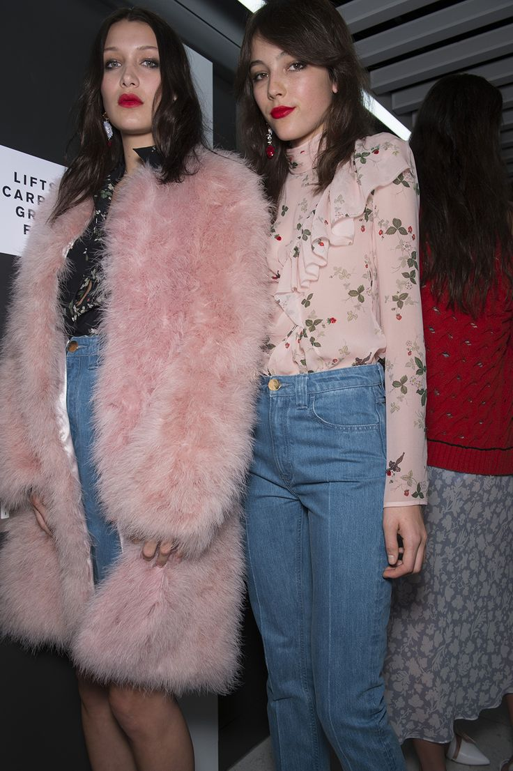 Step behind the scenes at our London Fashion Week Topshop Unique SS16 show. #Topshop